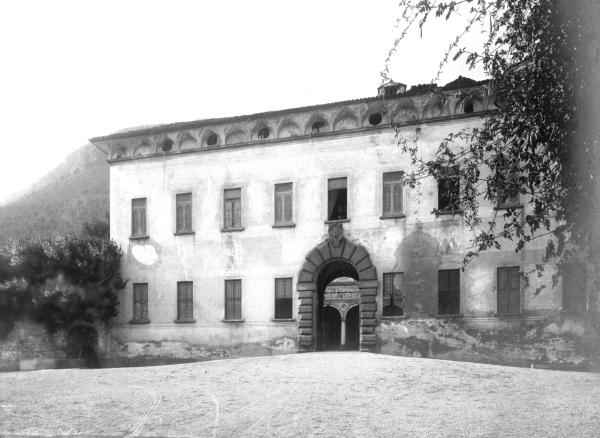 Villa Cicogna Mozzoni Orari